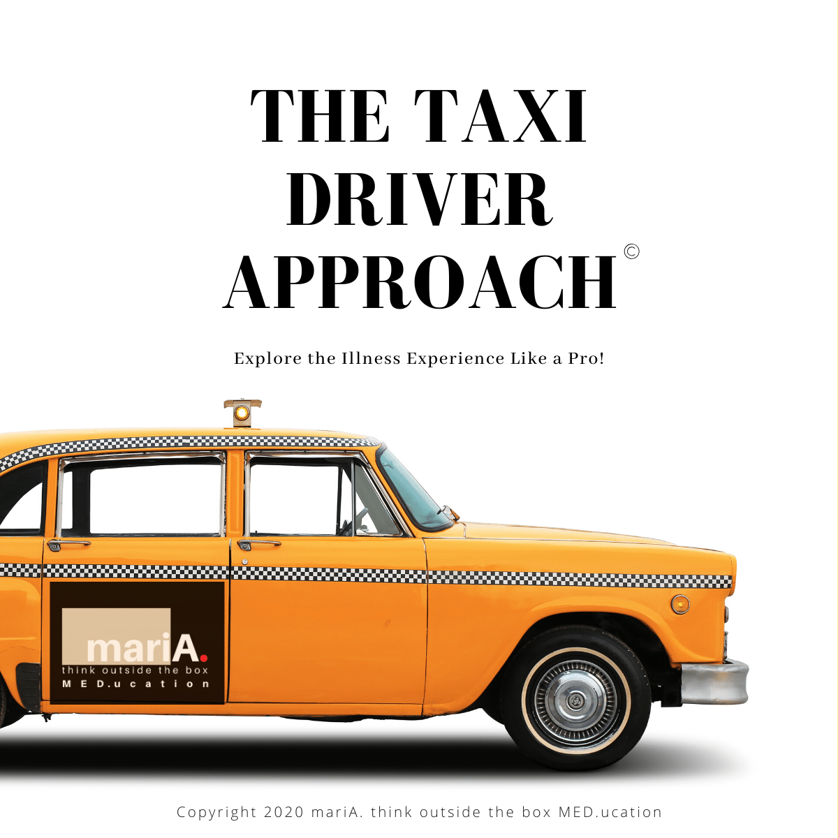 Taxi Driver Approach